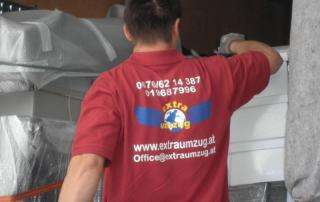 Firmenumzug in Wien und Umgebung