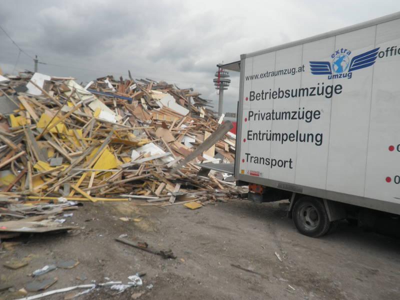 Büromöbelentsorgung in Wien und Umgebung von extraumzug Wien